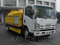 中联牌ZLJ5101GQXE4型下水道疏通清洗车