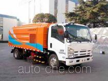 中联牌ZLJ5101TSLQLE4型扫路车