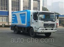 中联牌ZLJ5120GXEDE3型吸粪车