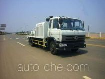 中联牌ZLJ5120THB型车载式混凝土泵车