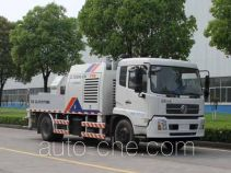 Zoomlion ZLJ5121THBE truck mounted concrete pump