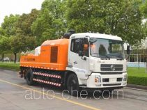 中联牌ZLJ5130THBE型车载式混凝土泵车