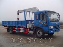 Zoomlion ZLJ5140JSQ3D truck mounted loader crane