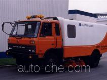 中标牌ZLJ5150TSL型扫路车
