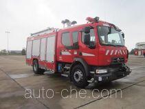中联牌ZLJ5160GXFPM40型泡沫消防车