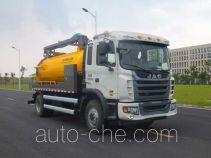 Zoomlion ZLJ5160GXWHFE4 sewage suction truck