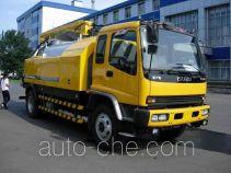 中联牌ZLJ5160GYHE3型下水道综合养护车