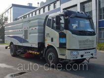 Zoomlion ZLJ5160TXSCAE4 street sweeper truck