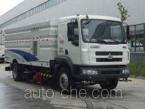 中联牌ZLJ5160TXSLE4型洗扫车