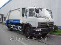 中标牌ZLJ5161ZYS型压缩式垃圾车