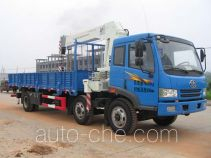 Zoomlion ZLJ5162JSQE truck mounted loader crane