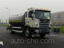 Zoomlion ZLJ5163GQXHFE5 street sprinkler truck