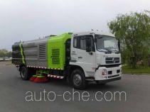中联牌ZLJ5163TSLX1EQE5NG型扫路车