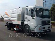 中联牌ZLJ5164TXCDFE5型吸尘车