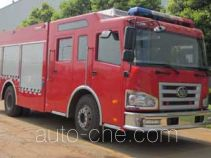 Zoomlion ZLJ5170GXFAP45 class A foam fire engine