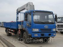 Zoomlion ZLJ5180JSQFⅢ truck mounted loader crane