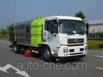 中联牌ZLJ5180TXSDFE5型洗扫车