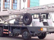 Puyuan  QY12D ZLJ5182JQZ12D truck crane