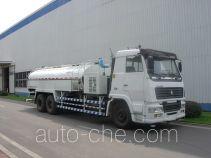 Zhongbiao ZLJ5250GQX street sprinkler truck