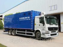 Zoomlion ZLJ5250TWCZZE4 sewage treatment vehicle