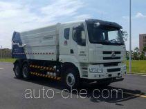 中联牌ZLJ5250ZDJLZE5型压缩式对接垃圾车
