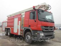Zoomlion ZLJ5251JXFJP25 high lift pump fire engine