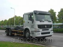Zoomlion ZLJ5252ZXXZE4 detachable body garbage truck