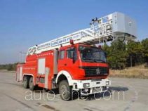 Zoomlion ZLJ5290JXFYT25 aerial ladder fire truck