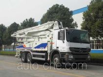 中联牌ZLJ5290THBB型混凝土泵车