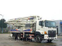 Zoomlion ZLJ5298THB concrete pump truck