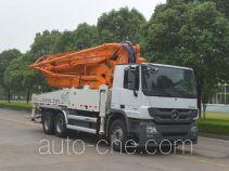 中联牌ZLJ5300THBB型混凝土泵车