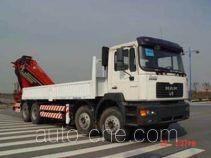 Puyuan ZLJ5310JSQ21 truck mounted loader crane