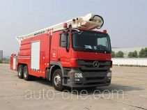 Zoomlion ZLJ5310JXFJP32 high lift pump fire engine