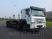 Zoomlion ZLJ5310ZXXZZE5 detachable body garbage truck