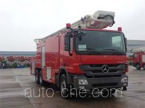 Zoomlion ZLJ5311JXFJP32 high lift pump fire engine