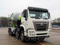 中联牌ZLJ5318GJBHE型混凝土搅拌运输车