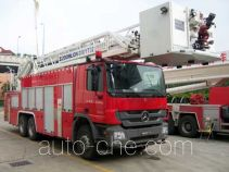 Zoomlion ZLJ5320JXFYT32 aerial ladder fire truck