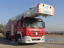Zoomlion ZLJ5321JXFYT25 aerial ladder fire truck