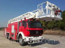 Zoomlion ZLJ5321JXFYT32 aerial ladder fire truck