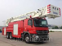 Zoomlion ZLJ5322JXFYT32 aerial ladder fire truck