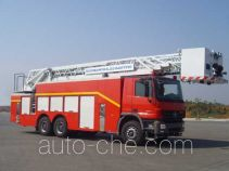Zoomlion ZLJ5330JXFYT30 aerial ladder fire truck