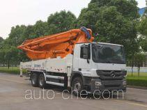 中联牌ZLJ5330THBB型混凝土泵车