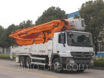 中联牌ZLJ5331THBB型混凝土泵车
