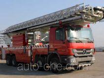 中联牌ZLJ5400JXFDG54型登高平台消防车
