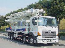 Zoomlion ZLJ5405THB concrete pump truck