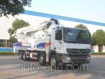 中联牌ZLJ5411THBB型混凝土泵车