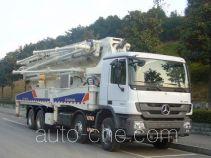 Zoomlion ZLJ5419THB concrete pump truck