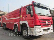 Zoomlion ZLJ5430GXFSG250 fire tank truck