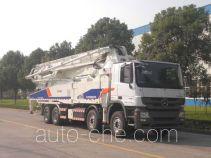 中联牌ZLJ5430THBB型混凝土泵车