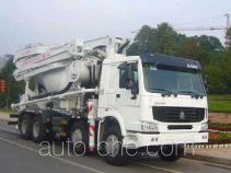 Zoomlion ZLJ5435THB mixing concrete pump truck